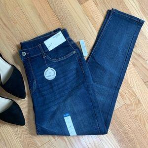 Arizona Dark Wash Jegging Skinny Jeans NWT